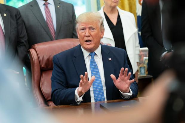 Donald Trump: USA w ogóle nie potrzebują Chin