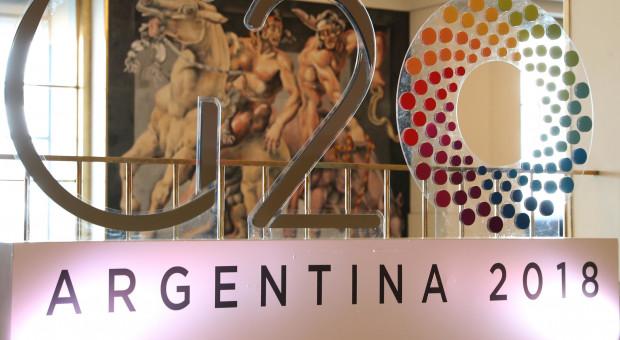 Handel jednym z głównych tematów szczytu G20 w Osace