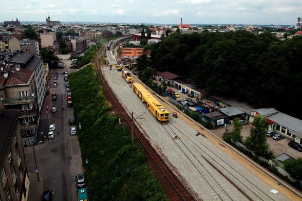 Skomplikowana operacja odmieni ruch pociągów w Krakowie