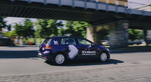 Volkswagen uruchomił carsharing z 1,5 tys. e-Golfów
