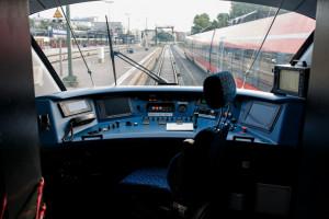 Europejskie urządzenia sterowania w pociągach Newagu