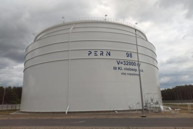 Naftoremont-Naftobudowa i Agat wybudują kolejny zbiornik dla PERN