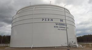 PERN rozbudowuje bazę w Koluszkach. Jest umowa na nowy zbiornik