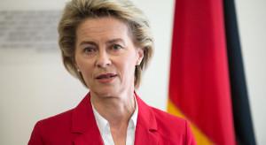 100 mld euro na transformację energetyczną chce szefowa Komisji Europejskiej