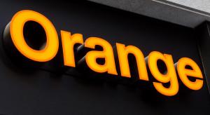 Wyniki Orange w górę