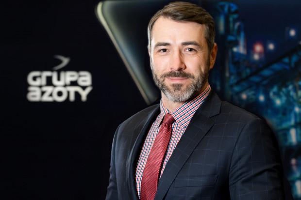 Tomasz Hryniewiecz wiceprezesem Grupy Azoty