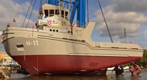 Marynarka Wojenna odbierze wkrótce pierwsze dwa holowniki, po wielu latach przerwy w zamówieniach