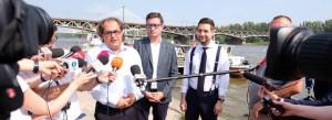 Ministerstwo gospodarki morskiej ma pomysł, jak pomóc polskim hutom