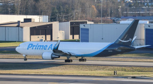 Amazon powieli w Europie model szybkich dostaw własnymi samolotami