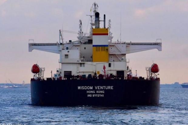 Ukraina z pierwszą dostawą ropy naftowej z USA