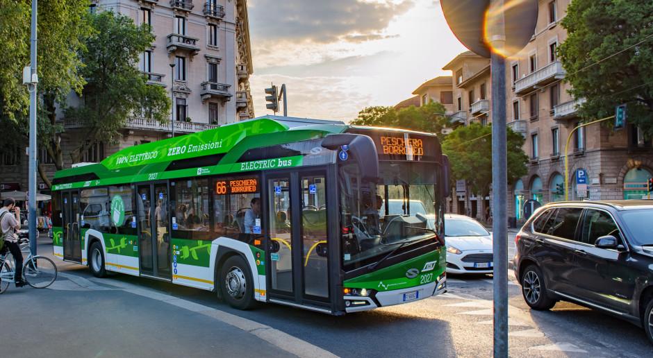 Solaris wygrał przetarg na dostawę 50 autobusów elektrycznych