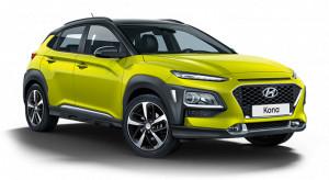 Hyundai rozpoczął sprzedaż SUV-a Kona w Indiach