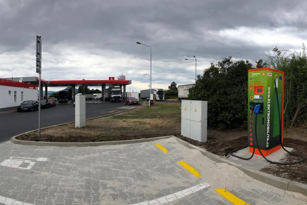 Czeska spółka zależna Orlenu inwestuje w stacje ładowania pojazdów