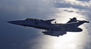 Saab z umową na obsługę uzbrojenia myśliwców Gripen