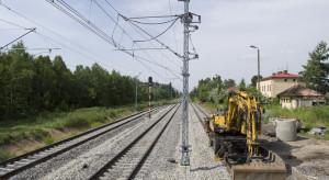 Prace na kluczowej trasie kolejowej ze Śląska do portów morskich na półmetku