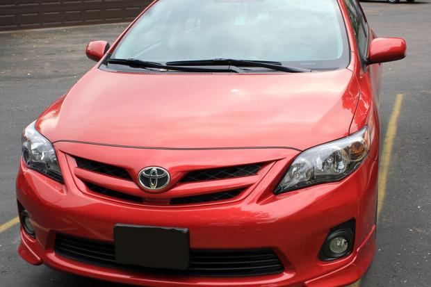 Toyota rezygnuje z budowy sedanów Corolla w Alabamie