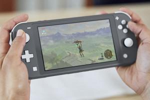Nintendo zaprezentowało lżejszą i tańszą konsolę Switch Lite
