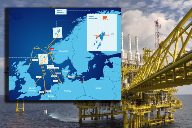 PGNiG kupiło złoże w Norwegii. Ważne dla gazowych planów Polski