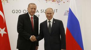 Porozumienie z Rosją ws. S-400 najważniejsze w historii Turcji