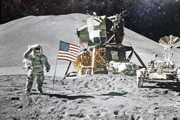 Polski start-up stworzył aplikację AR w 50 rocznicę lądowania na Księżycu