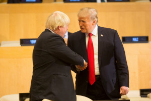 Kandydat na brytyjskiego premiera liczy na szybki deal z Donaldem Trumpem