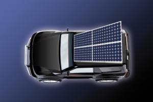 Japończycy testują auto zasilane energią słoneczną