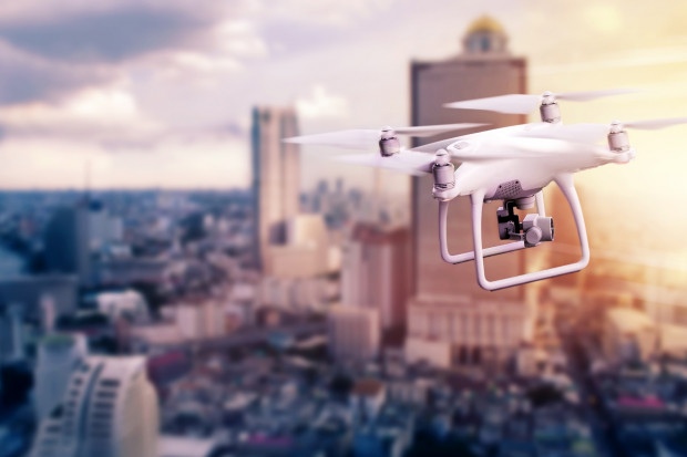 W Gliwicach sprawdzą, z jakiej odległości pilot widzi drona