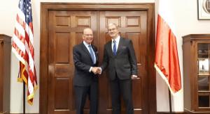 Jerzy Kwieciński z dłuższą wizytą w USA. Podpisze specjalną umowę