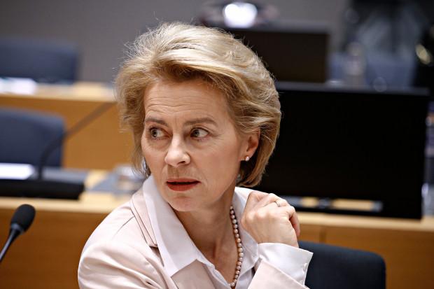 Ursula von der Leyen: neutralność klimatyczna Unii do 2050 roku