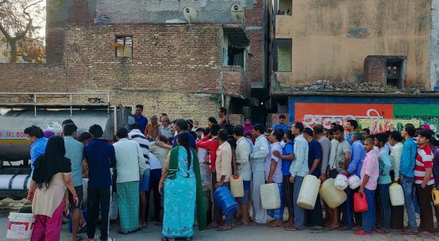#TydzieńwAzji: Kryzys wodny w Indiach