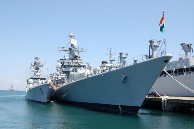 #TydzieńwAzji: Indie rozbudowują flotę