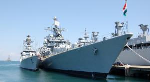 Indie chcą być potęgą morską. Mają wielki plan rozbudowy marynarki wojennej