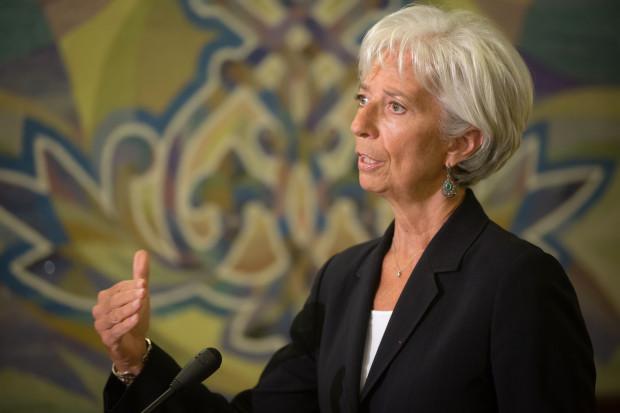 Christine Lagarde złożyła rezygnację ze stanowiska szefowej MFW