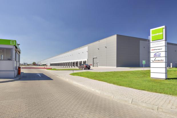 Pierwszy najemca w centrum logistycznym Goodman w Poznaniu