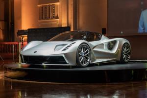 Lotus pokazał najmocniejszy seryjny samochód w historii. Na prąd