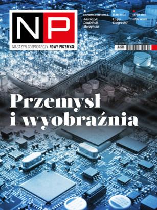 Magazyn Gospodarczy Nowy Przemysł 3/2019