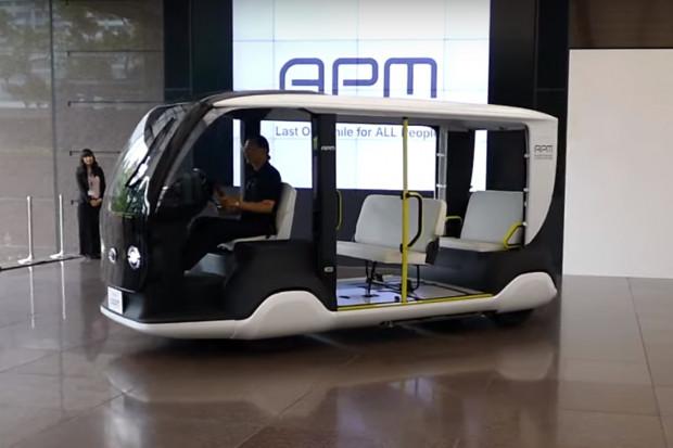 Japoński producent dostarczy elektryczne auta do obsługi olimpiady