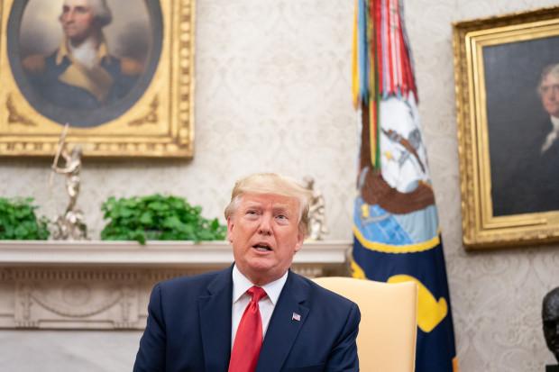 Donald Trump znalazł się pod presją ws. nałożenia sankcji na Turcję