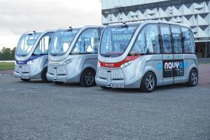 Autonomiczny autobus potrącił przechodnia. W Europie