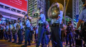 Coraz gwałtowniejsze protesty w Hongkongu. Możliwe, że to efekt taktyki władz