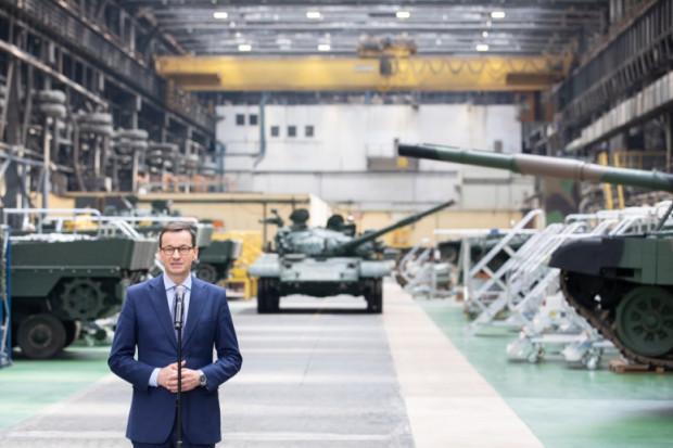 Czołgi T-72 do remontu i modyfikacji. Umowa podpisana
