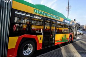 Warszawa radykalnie zwiększa liczbę autobusów elektrycznych