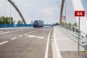 Droga z Krakowa do Oświęcimia szybsza i bezpieczniejsza