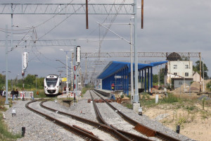 Kolejowe inwestycje na linii Poznań - Wrocław