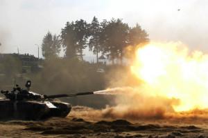 PGZ wypowiedziała się na temat modyfikacji czołgów T-72