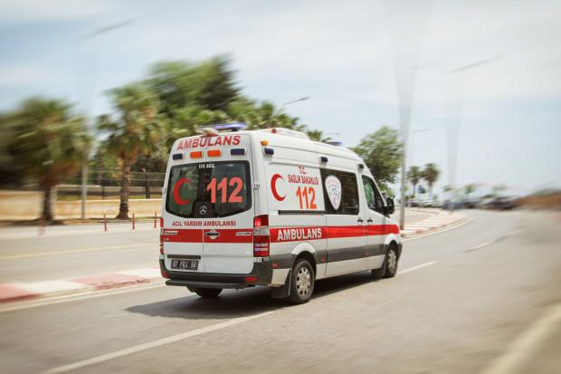 Wypadek autokaru w Turcji. Poszkodowanych jest ponad 20 polskich turystów