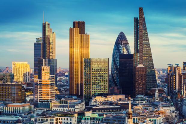 Rośnie liczba cyberataków na londyńskie City