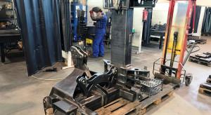 Z Podlasia jadą w świat maszyny dla hut aluminium