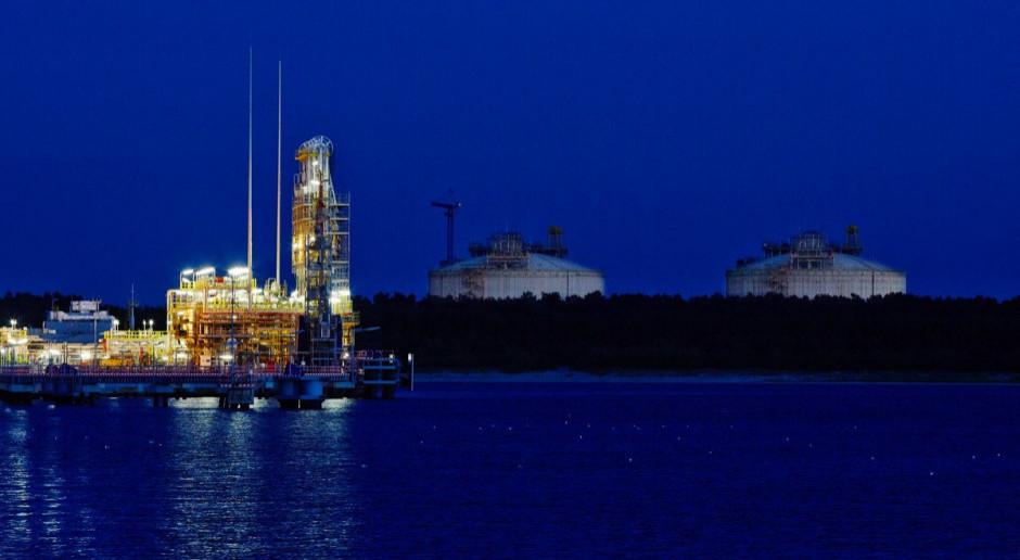 Świnoujście: Pierwszy transport LNG w ramach kontraktu z Cheniere Energy