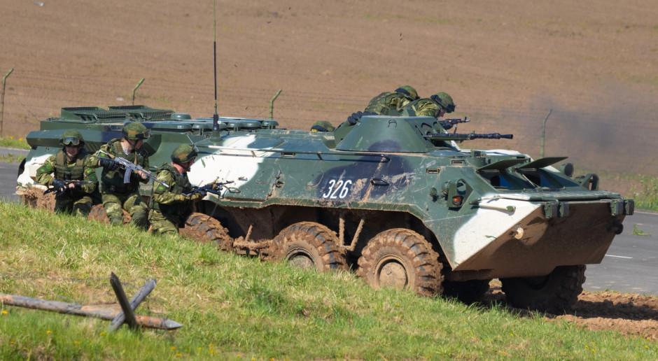 Rosyjska armia nie zrezygnuje w czasach koronowirusa z poboru do wojska